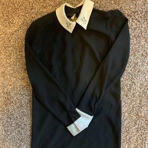 Black Victoria Beckham Dress